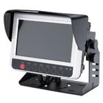 HS-ML073G . 7寸 LED背光车用显示器