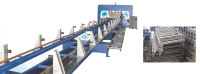 Cable Ladder Swaging Machine