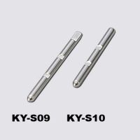 SUS 304 Stainless-steel spindle (weldable)