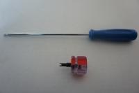 Valve Remover Scriewdriver