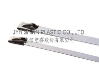 Cens.com stainless steel cable tie JYH SHINN PLASTIC CO., LTD.
