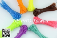Bright Cable Ties / Fluorescent Cable Tie