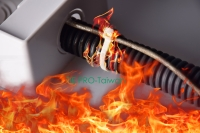 Flame Resistance Cable Tie / V0 cable tie