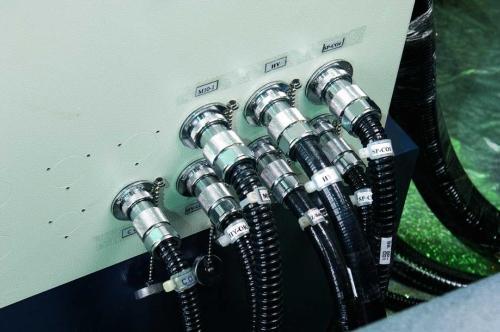Electron  Connector