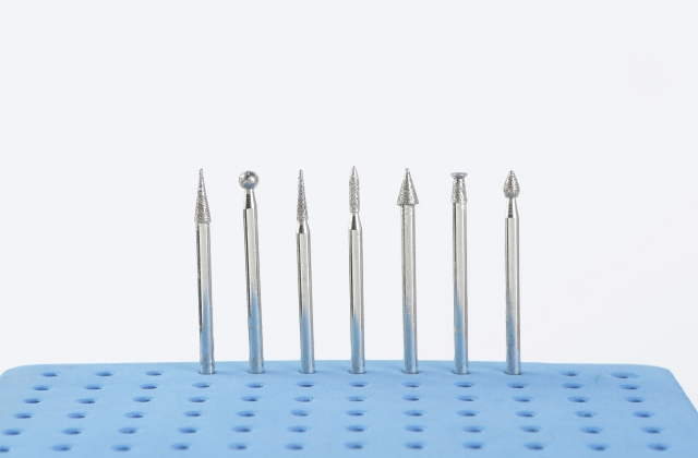 Electroplated Mounted Points