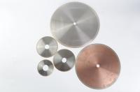 精密薄钻石&CBN锯片(金属)