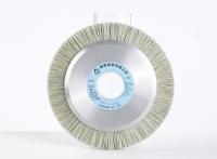 Diamond brush wheel