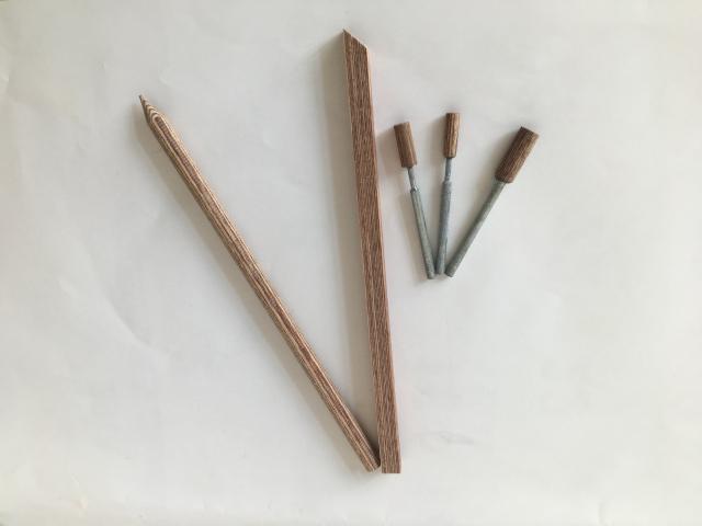 Wooden Stick,Point