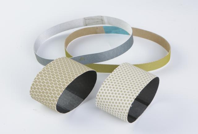 Diamond Cloth & Belt