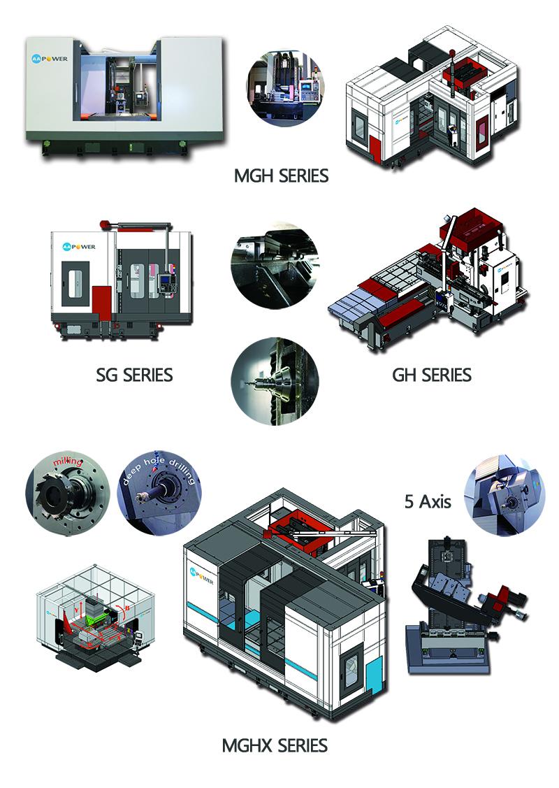 CNC模具深孔加工机