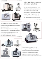 CNC Machining Centers(Vertical Spindles)