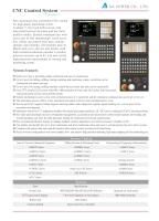 CNC control system