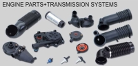 Engine Parts + Transmission Systems