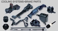 Cooling Systems + Brake Parts