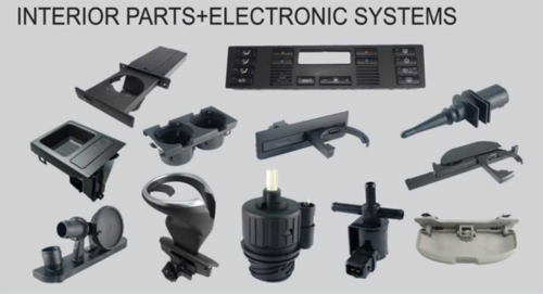 Interior Patts + Electronic Systems