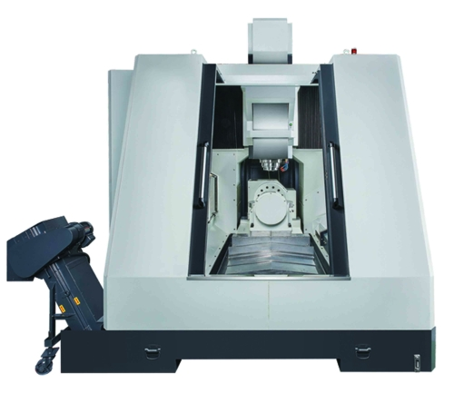 CNC 5-Axis Machine Center