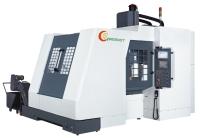 CNC立式门型高速加工机