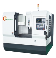 CNC Vertical Machine Center