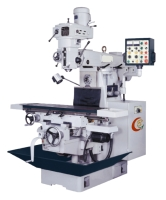 Knee Type Vertical & Horizontal Milling Series