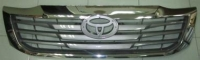 TY VGO '11 GRILLE - CHROME DARK GREY