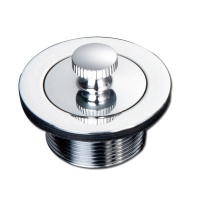 Bathtub Drain Stopper (Lift & Turn Strainer)