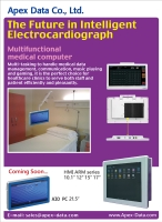 Cens.com Medical Computer Terminal, Medical Certified Portable PC APEX DATA CO., LTD.