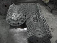 Refiner Plate