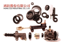 EPDM rubber parts for brake cylinders