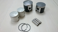 Piston, Ring, Pin, Clip