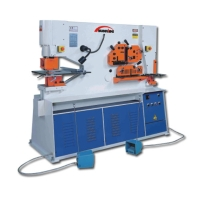 Double Cylinder ironworkers