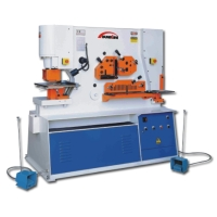 Double Cylinder Ironworker
