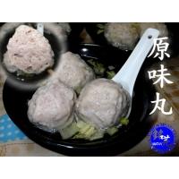 Traditional meatballs