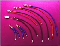 氖灯加工:氖灯+电阻+电线