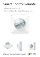 ES3 Smart Control Remote