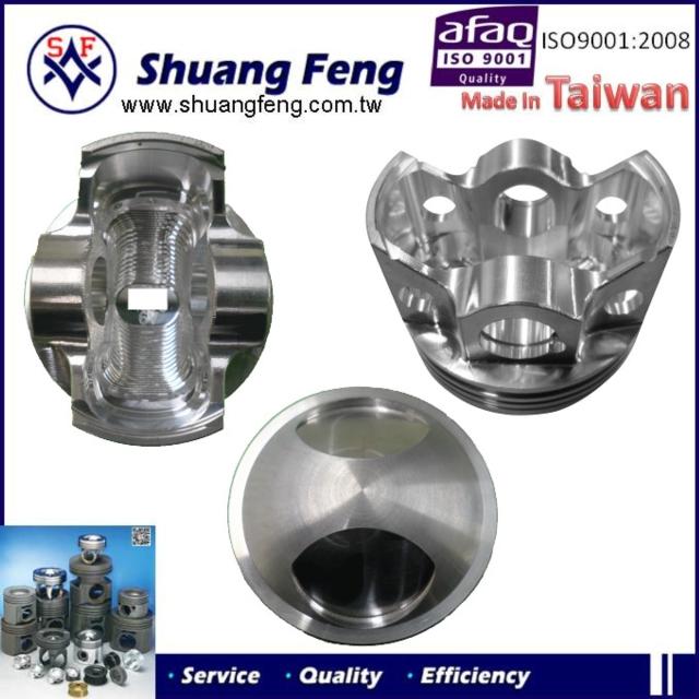 forged aluminium motorcycle engine auto parts piston