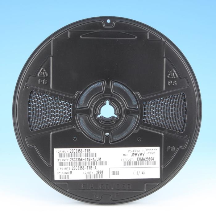 RENESAS NPN 高頻電晶體