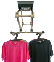 Aledia Smart Remote-controlled Stainless-steel Clothes Rack
