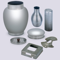 Deep-pressed stainless-steel products & Tea leaf storage jars