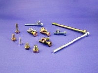 TROX FLAT HEAD SCREWS