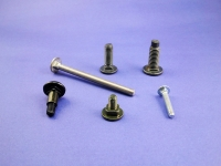ROUND HEAD SQUARE NECK CARRIAGE SCREWS