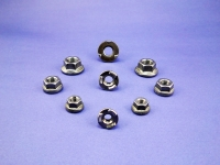 HEXAGON FLANGE WELD NUTS