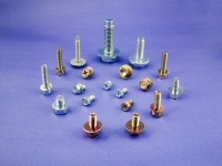 HEXAGON HEAD SCREWS WITH FLAT WASHERS / SPLIT LOCK WASHERS