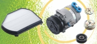 Air Filters; Air-conditioning System Parts