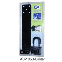 Top&Side Open Gear-Shift Lock of Blister