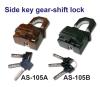 The Side Key Gear-Shift Lock