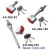 Spare Tyre Lock