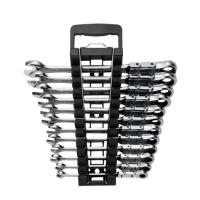 12PCS Twin Flexible Gear Ratchet wrench