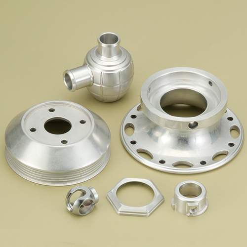 CNC Turning & Milling Parts