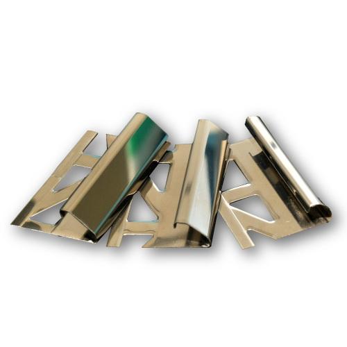 不锈钢修边条系列:三角不锈钢修边条