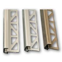 地板系列: 铝合金楼梯护角止滑条